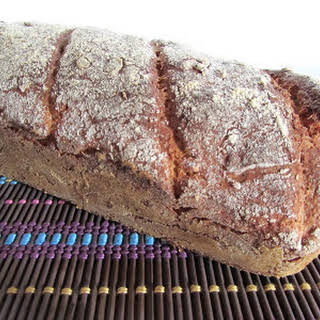 Wheat Germ and Pine Nut Bread.