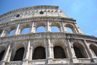 Photo: Il bellissimo Colosseo