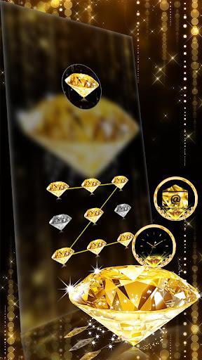 Gold Diamond Theme Wallpaper By Trusty Rabbit Studio Google Play