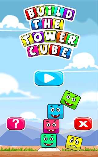 Build The Tower Cube|玩休閒App免費|玩APPs
