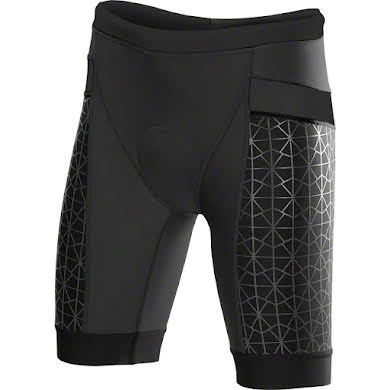 "TYR Competitor 8"" Women's Short: Black"