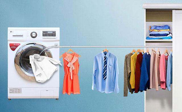 Tìm câu trả lời cho câu hỏi giặt khô là hơi có sạch không?