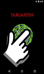 Targaryen - FlashLight - náhled