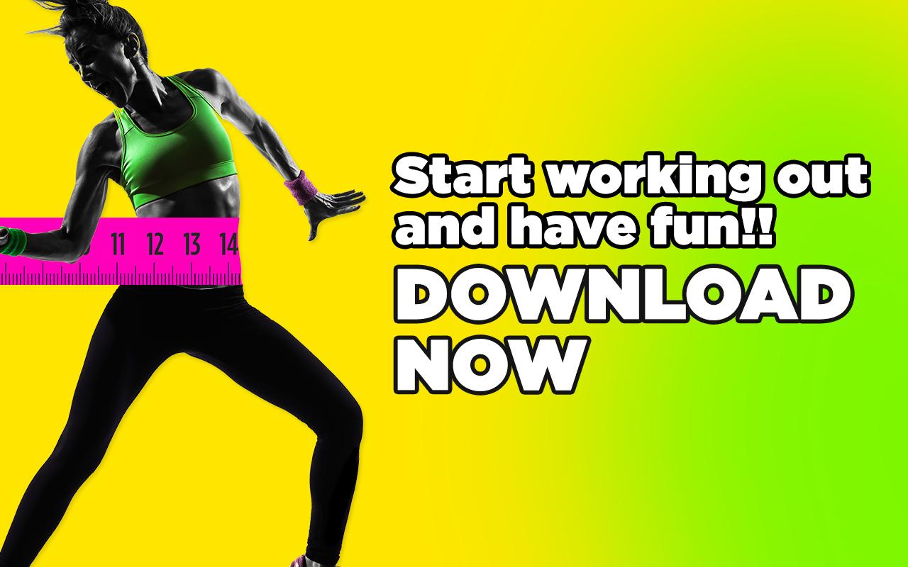 Weight Loss Dance Workout Screenshot
