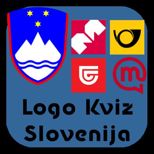Android aplikacija Logo Kviz Slovenija