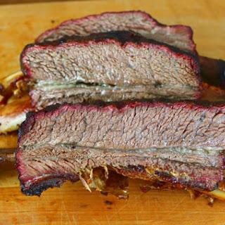 Smoked Beef Rib