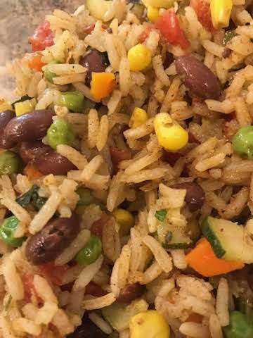 Weight Watchers Friendly Mexican Rice