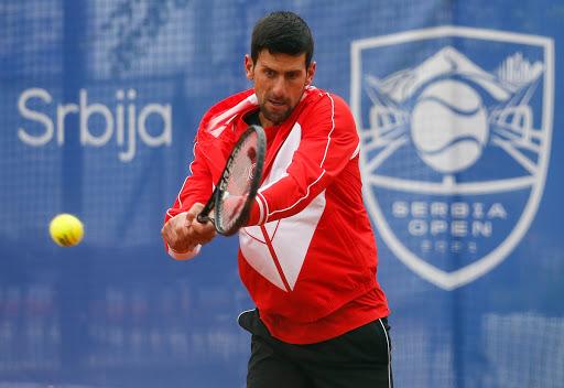 Novak Djokovic Joined Ventilator Donation for Montenegro