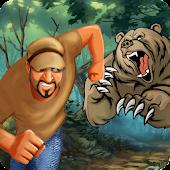 Jungle Run Bear