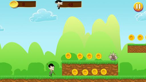 Mr Pean Adventure Run 1.1.2 screenshots 5