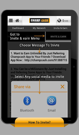 Champcash Earn Money Free 2.2.6 screenshot 278332