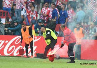 """Le coach croate fustige ses supporters: """"Ce sont des terroristes du sport"""""""