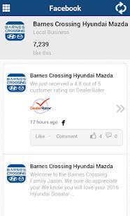 Barnes Crossing Hyundai Tupelo Apps On Google Play