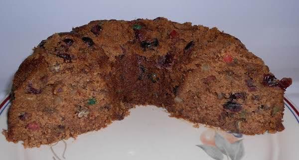 Aunt Punkin's Applesauce Cake Recipe