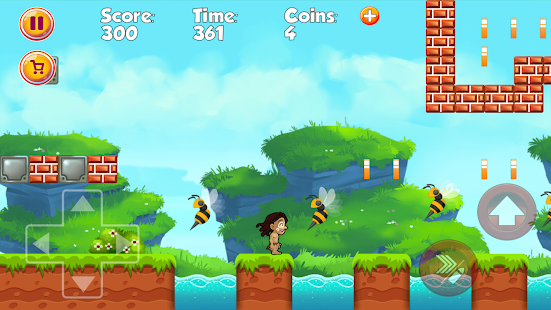 New Super Tarzan World Legend Jungle Adventures - náhled