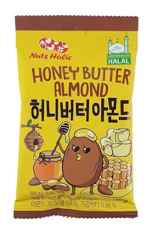 Almond Honey Butter 30g Nuts Holic