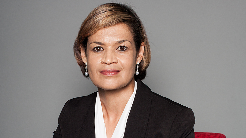 Fatima Newman, new chief risk officer at EOH.