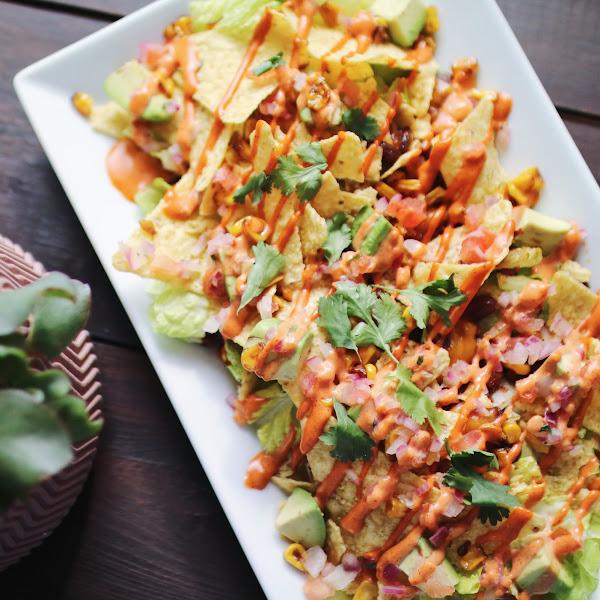 Taco Salad (2019 Summer Menu Item)