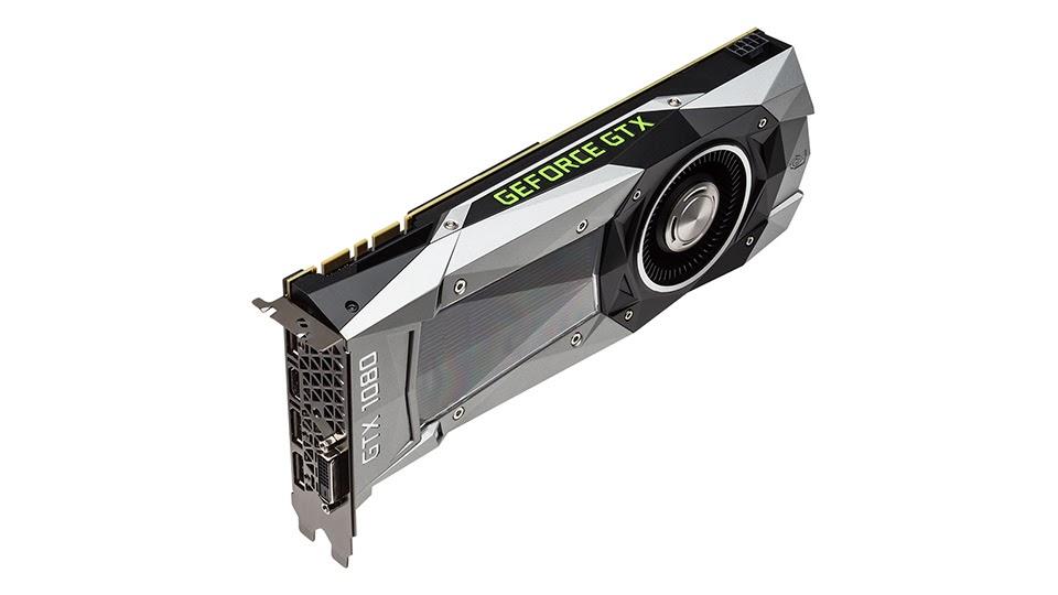 Mổ xẻ Nvidia GeForce GTX 1080