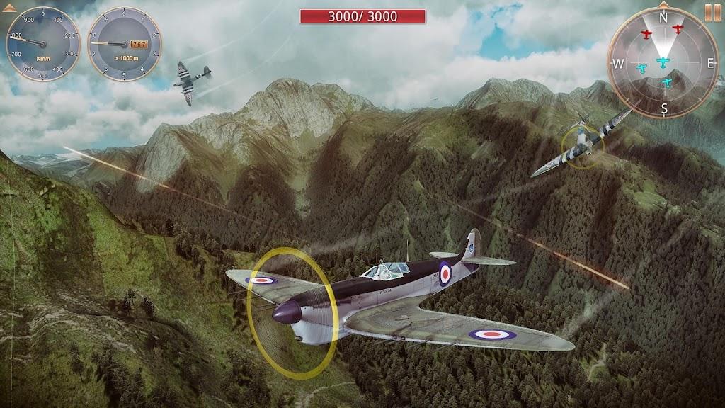 Sky Gamblers: Storm Raiders 2  poster 3