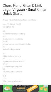 Chord Gitar Surat Cinta Untuk Starla : chord, gitar, surat, cinta, untuk, starla, Chord, Gitar, Child, (Kunci, Gitar), Windows, 7.8.10, Download, Napkforpc.com