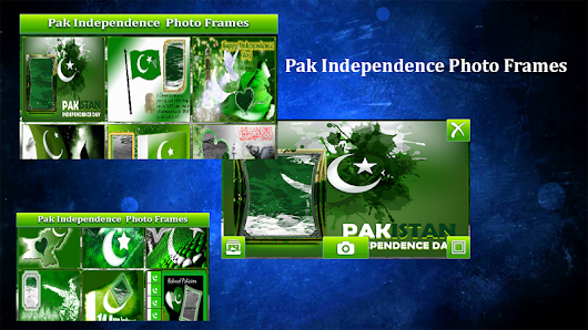 Pak Independence Photo Frames - Android Apps on Google Play