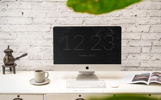 Simple Clock for Google Chrome™