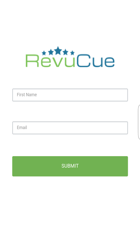 RevuCue- screenshot