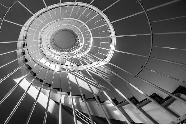 Una spirale di luci ed ombre di Gigga