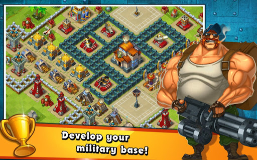 Jungle Heat: War of Clans screenshot 16