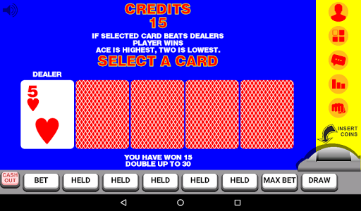 Video Poker 11 11.085 screenshots 9