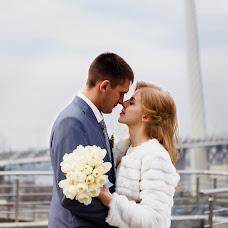 Wedding photographer Yuliya Tkachuk (yuliatkachuk). Photo of 20.04.2017