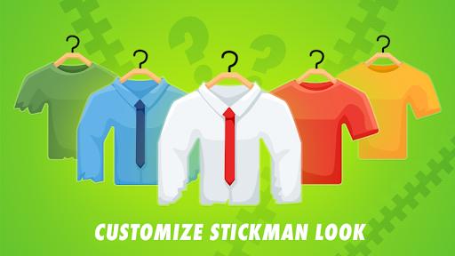 Stickman Combats: Multiplayer Stick Battle Shooter apktram screenshots 4
