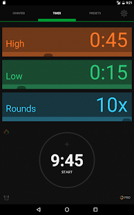 iCountTimer Free- screenshot thumbnail