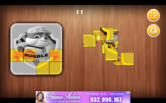 Paw Puppy Patrol Puzzle - screenshot thumbnail 19