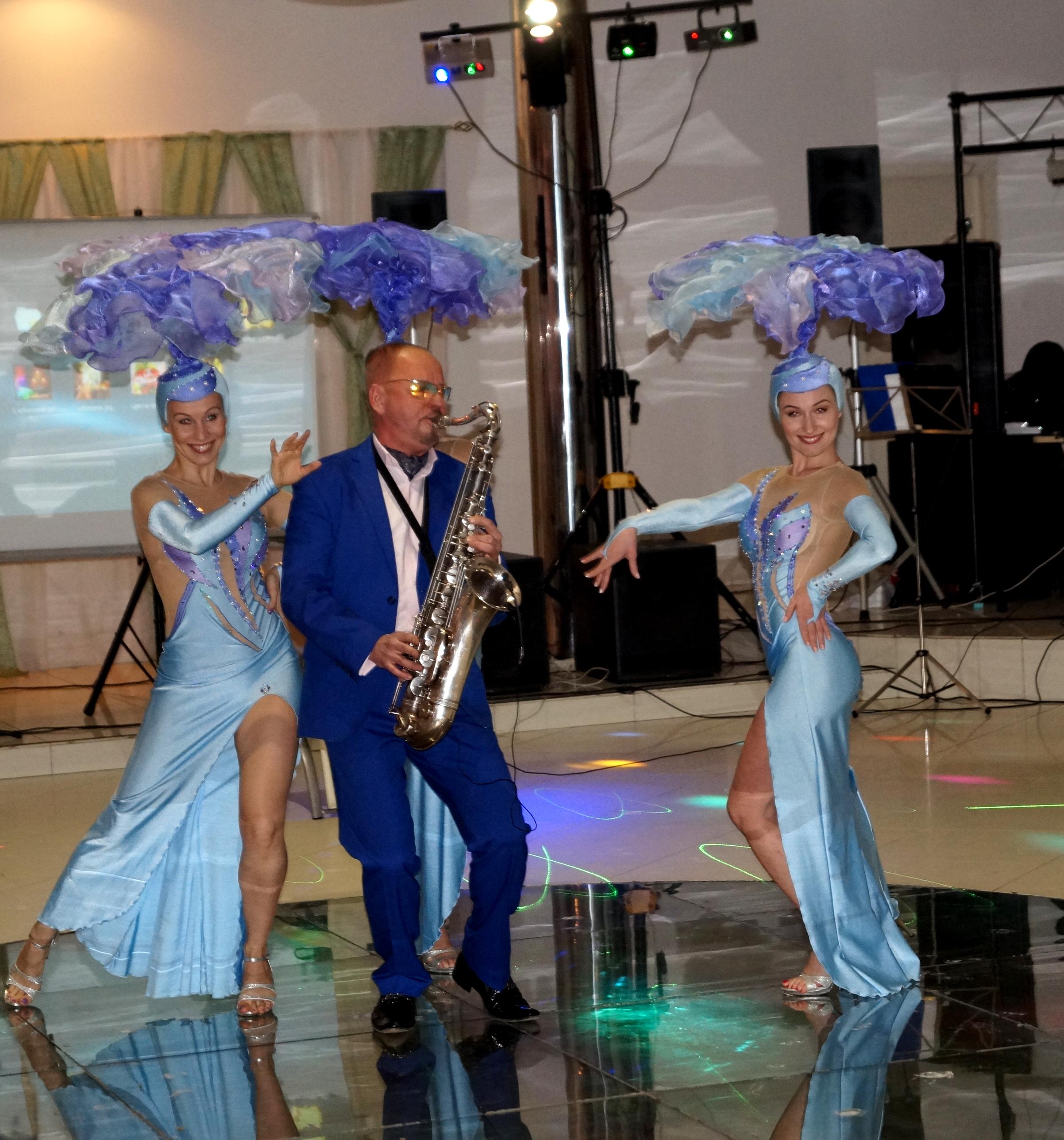 Музыкально-хореографическое шоу в Самаре