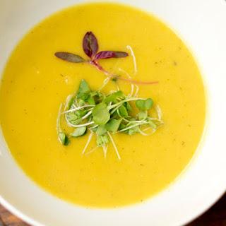 Spiced Delicata Soup