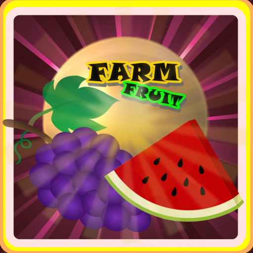 Farm fruit crush match mania