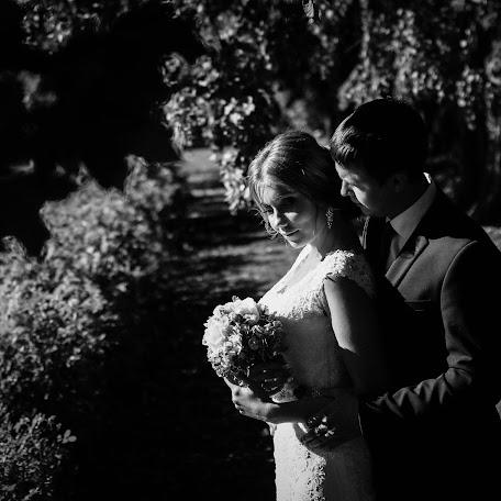 Wedding photographer Anastasiya Lapickaya (anastalia). Photo of 30.10.2017