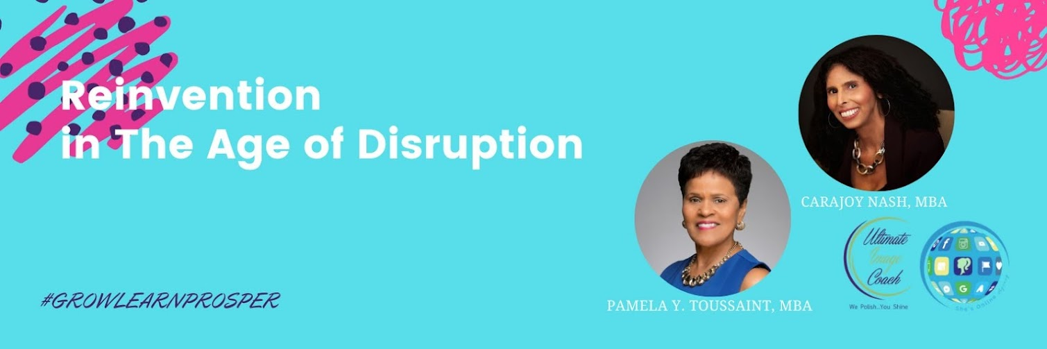 Reinvention in The Age of Disruption