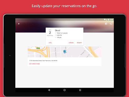 OpenTable: Restaurants Near Me Screenshot 13