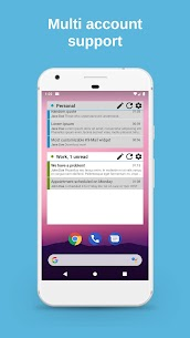 K-9 Mail Widget 1.6.3 MOD for Android 1