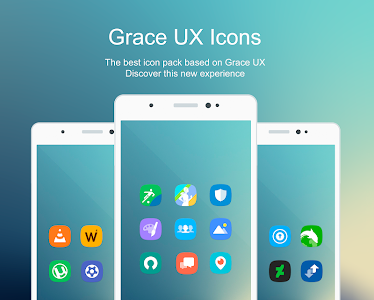 Grace UX - Icon Pack 6.0.0 (Patched)