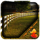 Wood Horse Fence Design