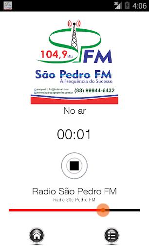 Rádio São Pedro Fm