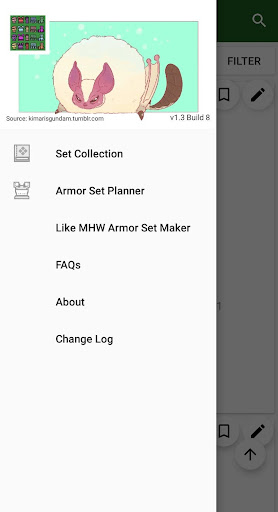 Armor Set Maker - MHW for PC