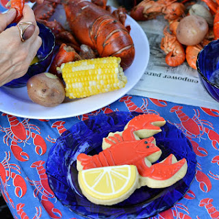 Lobster Boil Party.