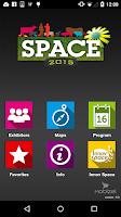 Screenshot of Space 2015