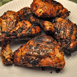 Moroccan Grilled Chicken.