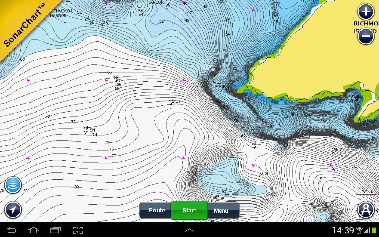 Boating Carib&S.Amer HD- screenshot